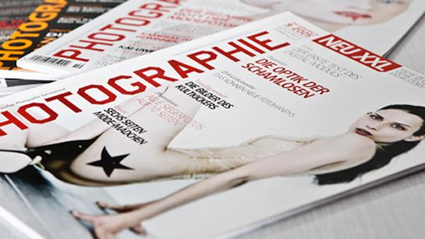 Referenz: Special Interest Magazin PHOTOGRAPHIE, das internationale Magazin für Fotografie